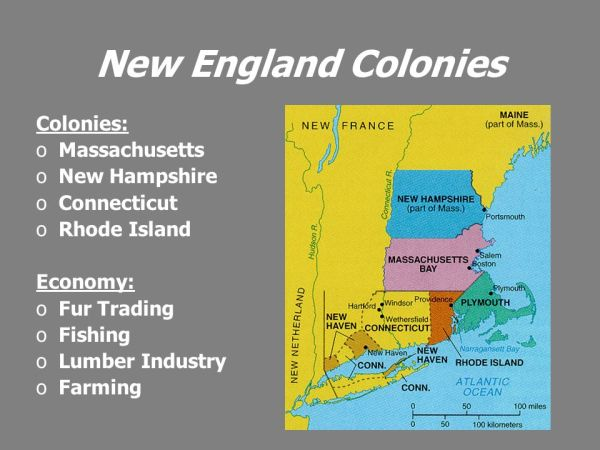 Colonies in America ppt download
