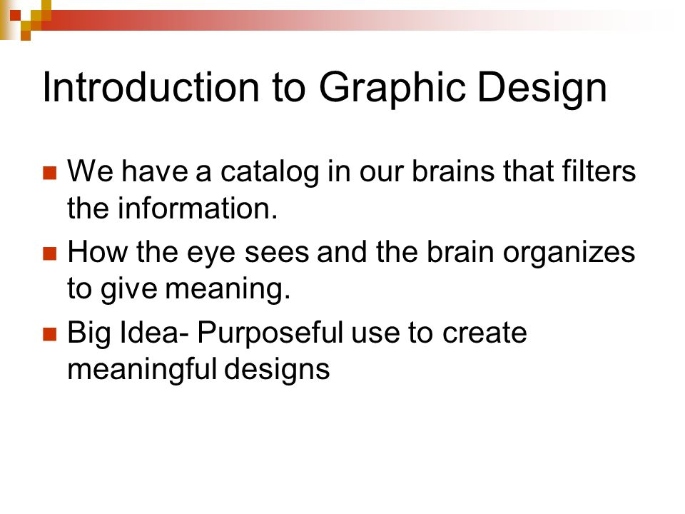 graphic design meaning graphic