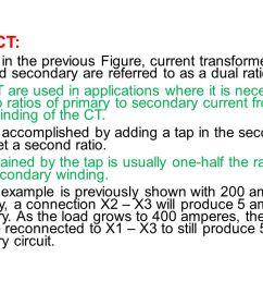 instrument transformers ppt video online download multi ratio current transformer wiring diagram [ 1280 x 720 Pixel ]