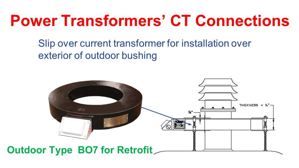medium resolution of power transformers ct connections