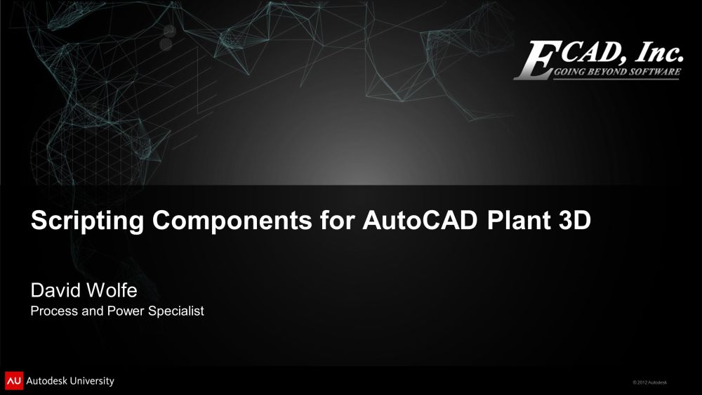 medium resolution of scripting components for autocad plant 3d