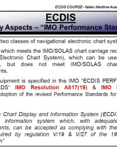 ecdis also electronic chart display and information system ppt download rh slideplayer