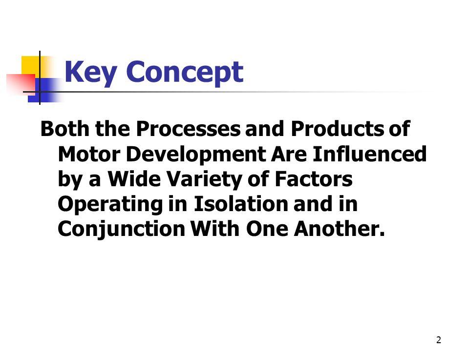 Chapter 4 Selected Factors Affecting Motor Development