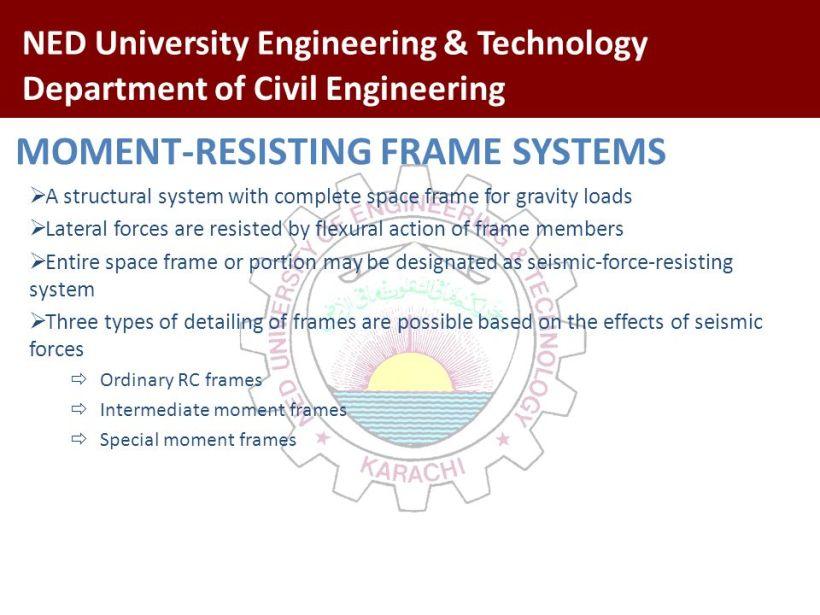 Intermediate Moment Resisting Frame System | Viewframes.org