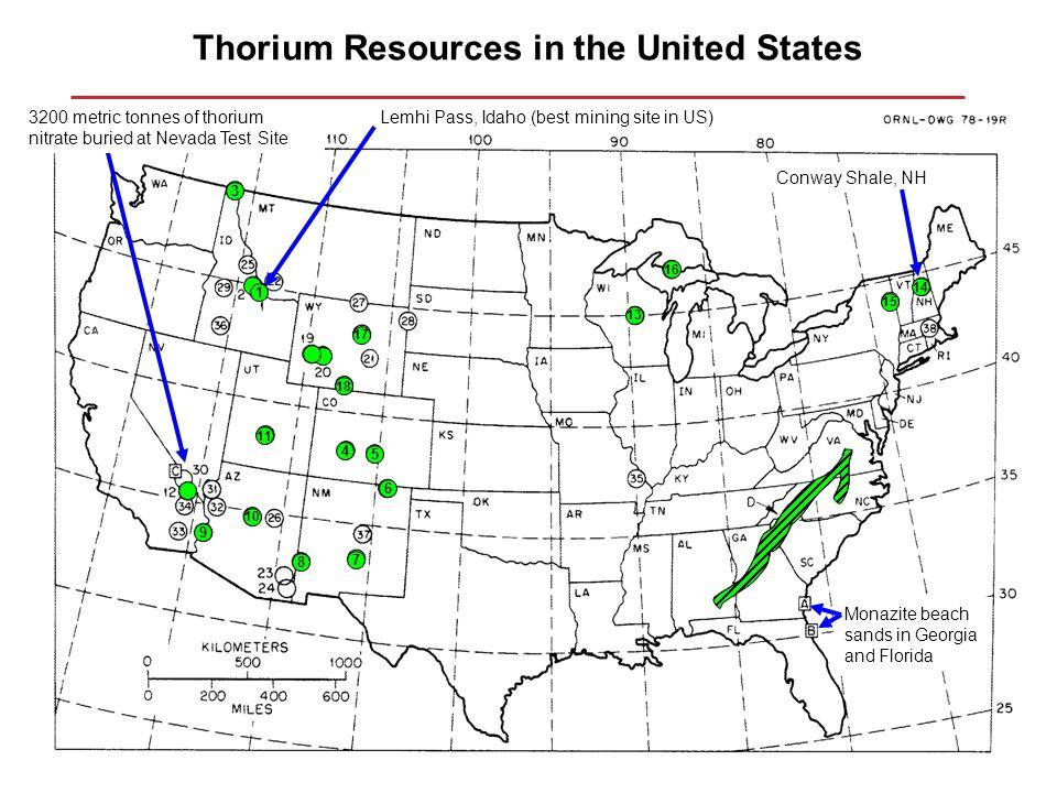 Thorium and the Liquid-Fluoride Thorium Reactor Concept