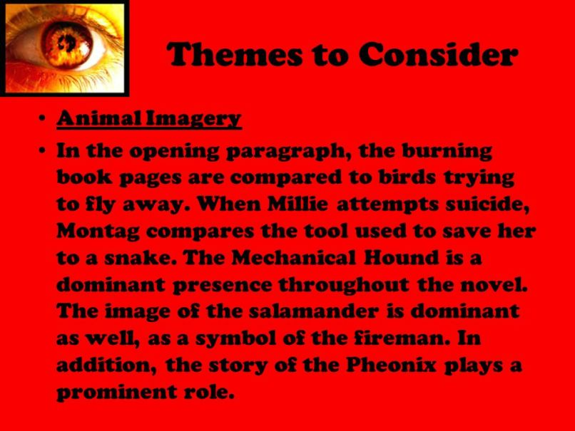 Animal Imagery In Fahrenheit 451 Quotes Wallpapersimages