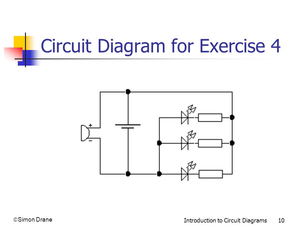 draw a circuit diagram online