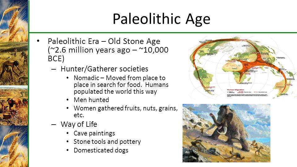 Paleolithic Era Definition - Wedding Decor and Hairstyle
