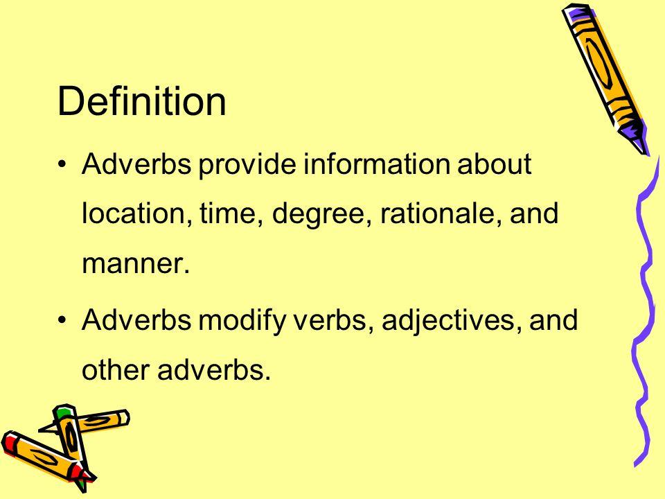 Adverbs EG Unit 8 Lesson ppt video online download