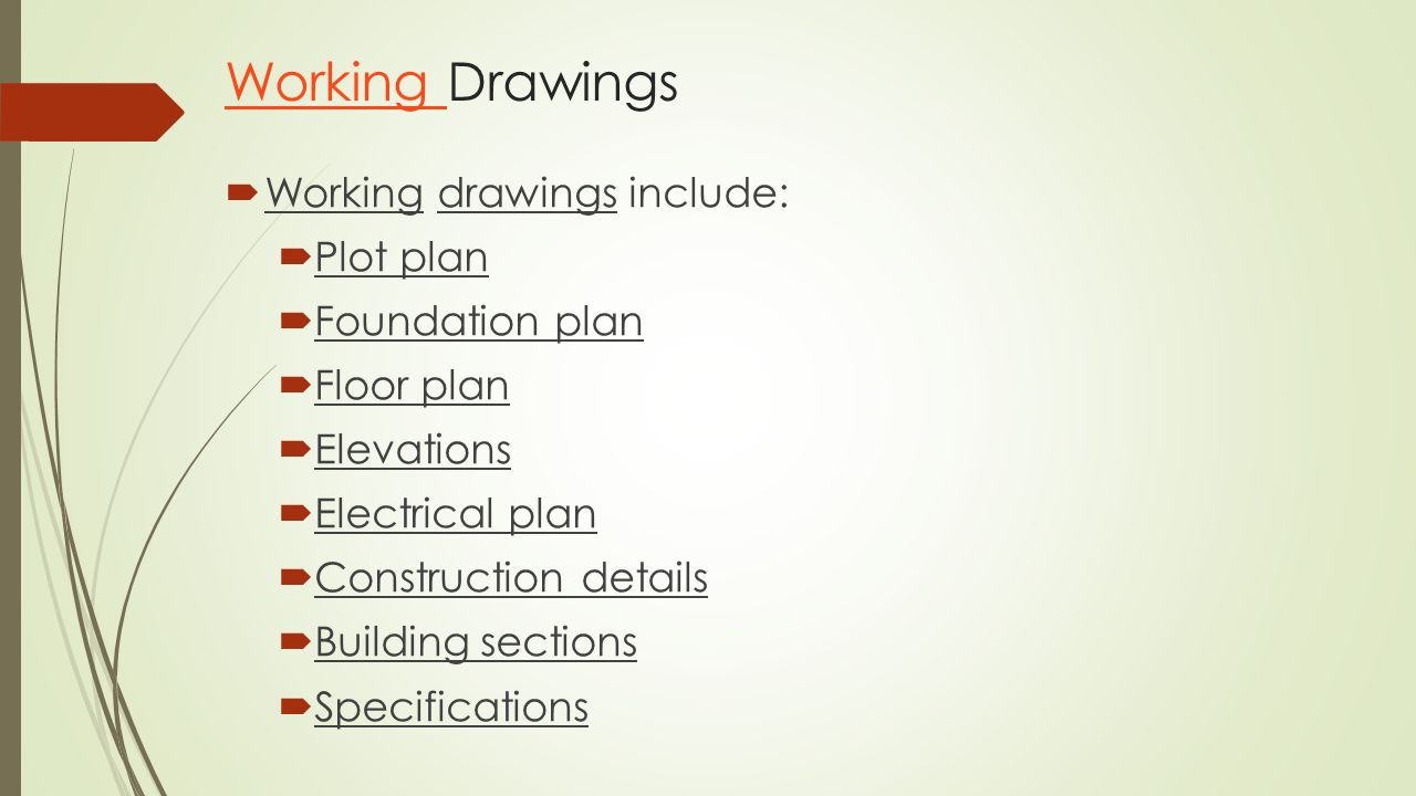 hight resolution of working drawings working drawings include plot plan foundation plan