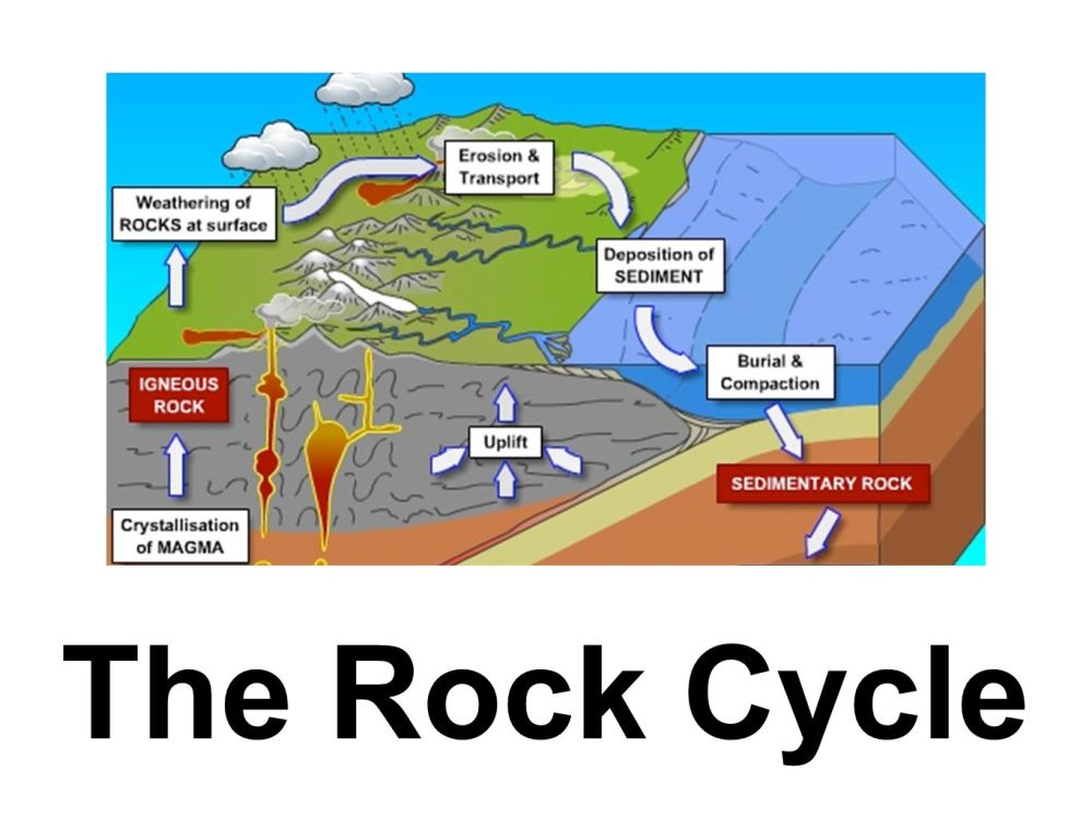 medium resolution of The Rock Cycle. - ppt download