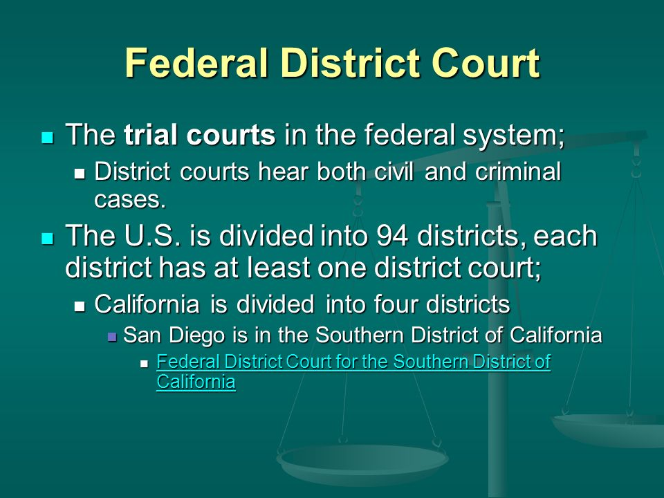 california court system diagram 07 gsxr 600 fuel pump wiring structure of the federal ppt download district
