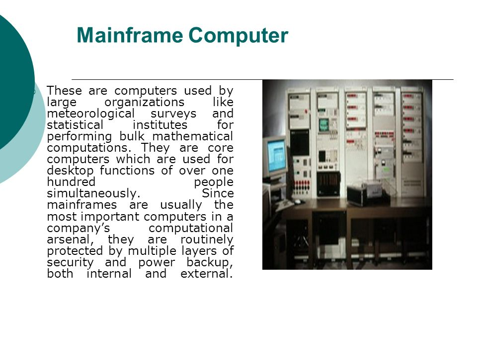 Mainframe Definition Ict | Frameswalls.org