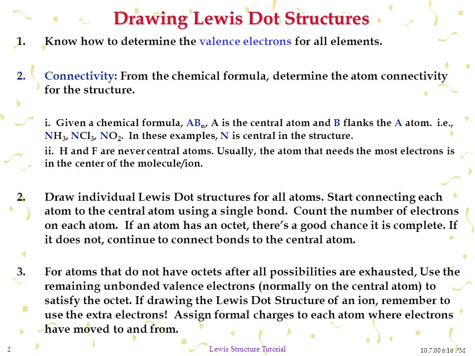 how to make an electron dot diagram viper 1000 alarm wiring drawing lewis structures a tutorial on writing structure 2
