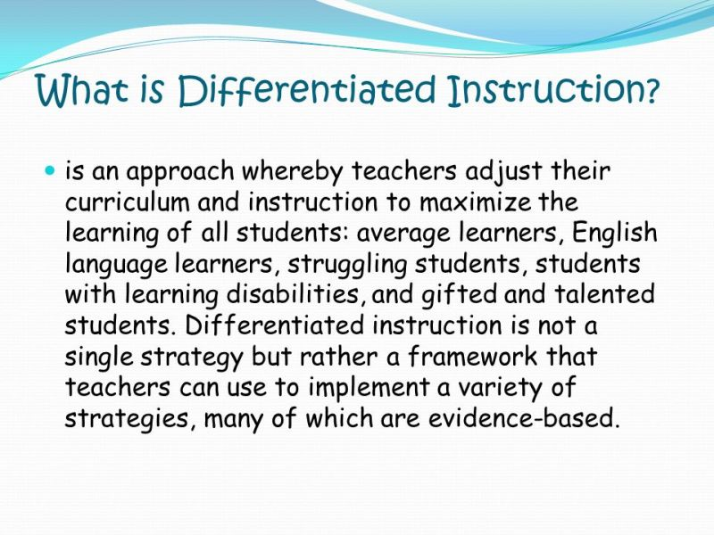Results For Teaching Strategies For Ell Gifted Students