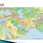 Physical Features Of The Middle East Ppt Video Online Download