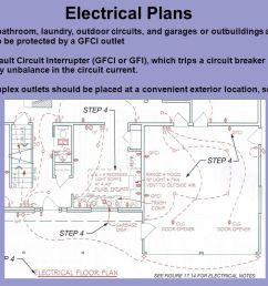 8 electrical plans kitchen bathroom  [ 1058 x 794 Pixel ]