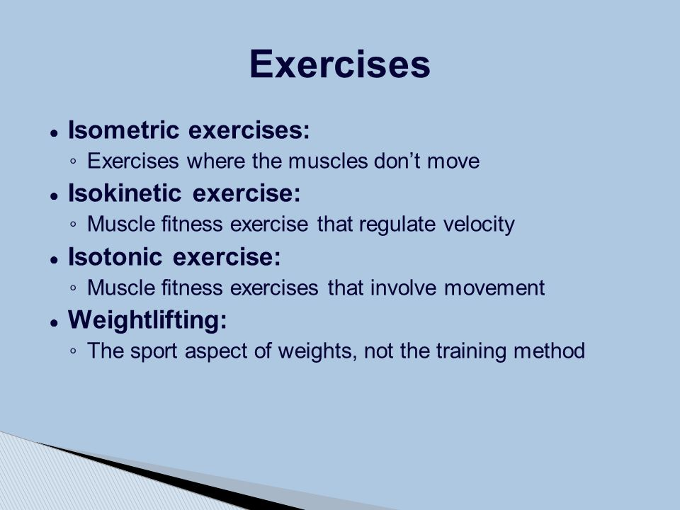 Isotonic Definition Fitness - Interior Design Ideas for Home