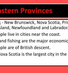 Regions of Canada. - ppt video online download [ 720 x 1280 Pixel ]