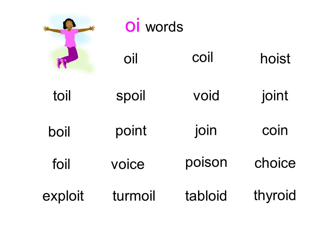 Level 3 Language Arts With Ms Sheri Lesson 24 Oi And Oy Contractions