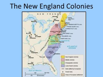 The New England Colonies ppt video online download