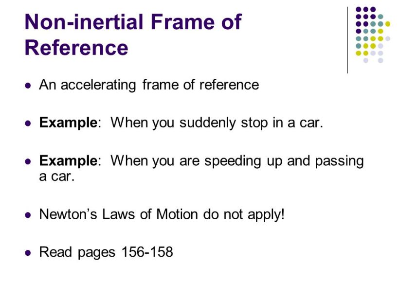 Best Example Of Inertial Frame Reference | Frameviewjdi.org