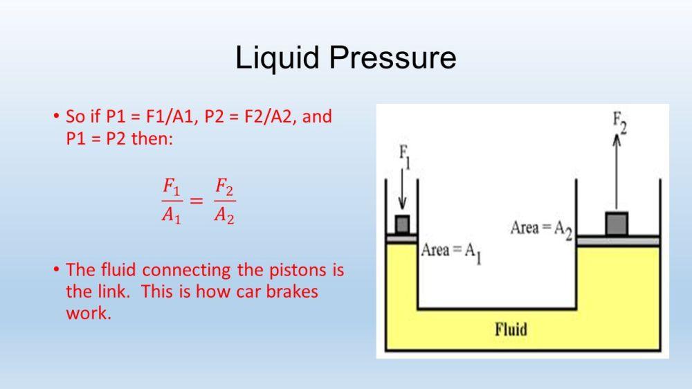 medium resolution of fluid pressure ppt video online download diagram of liquid pressure