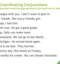 Coordinating Conjunctions - ppt download [ 720 x 1280 Pixel ]