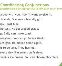 Coordinating Conjunctions - ppt download [ 720 x 1280 Pixel ]