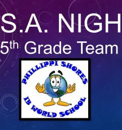 F.S.A. Night 5th Grade Team. - ppt video online download [ 720 x 1280 Pixel ]