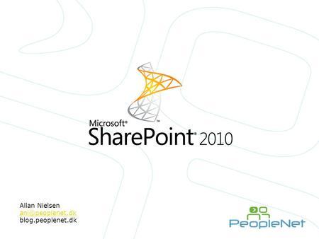 SharePoint Bruger Gruppe At give en introduktion til