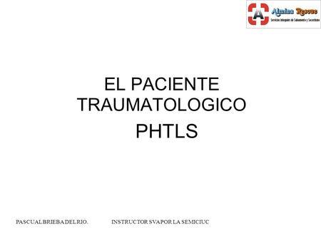 Atención En Pacientes con Traumatismo Raquimedular