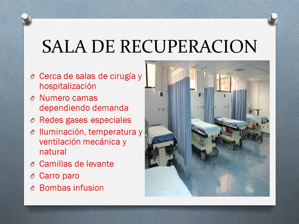 DOTACION SALAS DE CIRUGIA  ppt video online descargar