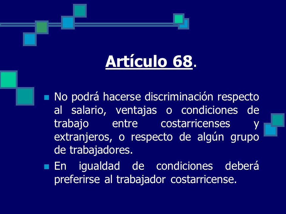 Resultado de imagen para constitucion politica de costa rica articulo 68