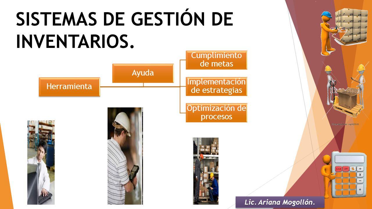 SISTEMAS DE GESTIN DE INVENTARIOS  ppt descargar