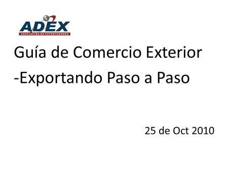 Logística de Importaciones & Exportaciones Chile