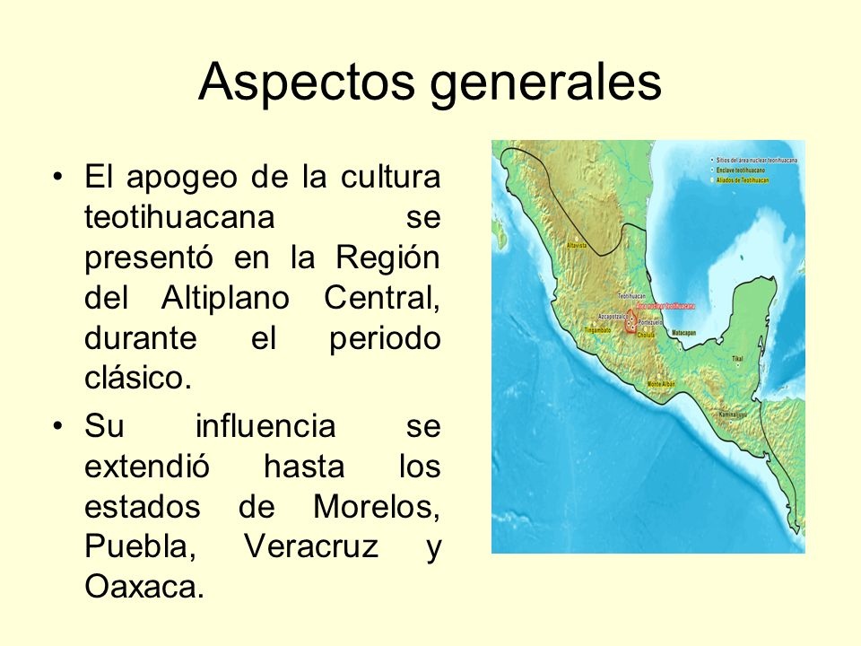 Cultura Teotihuacana Ppt Descargar