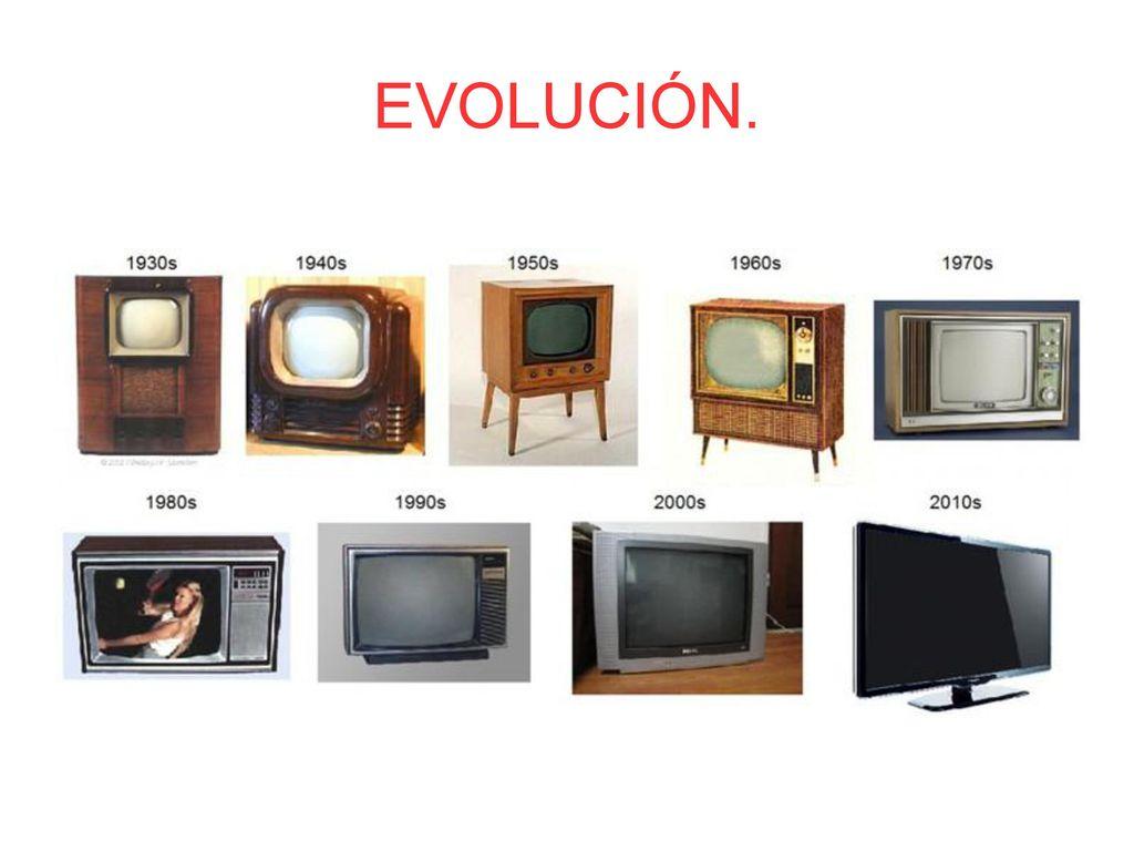 EL TELEVISOR  ppt descargar