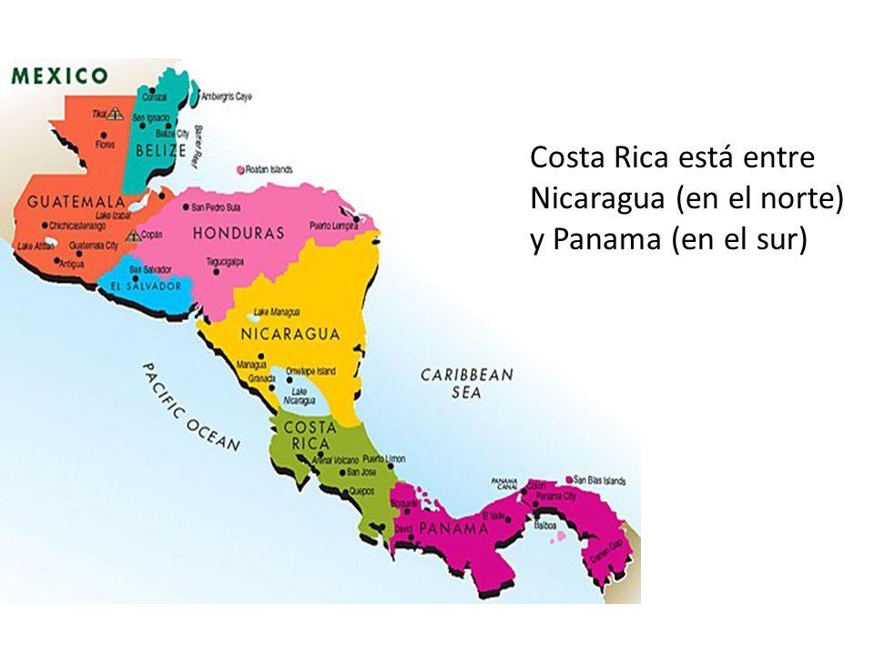 Y Panama Norte De De Costa Sur Al De Rica Al Esta Colombia Ciudad