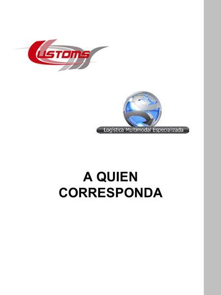 QUIENES SOMOS Grupo GMCyL Comercializador, S.A. de C.V