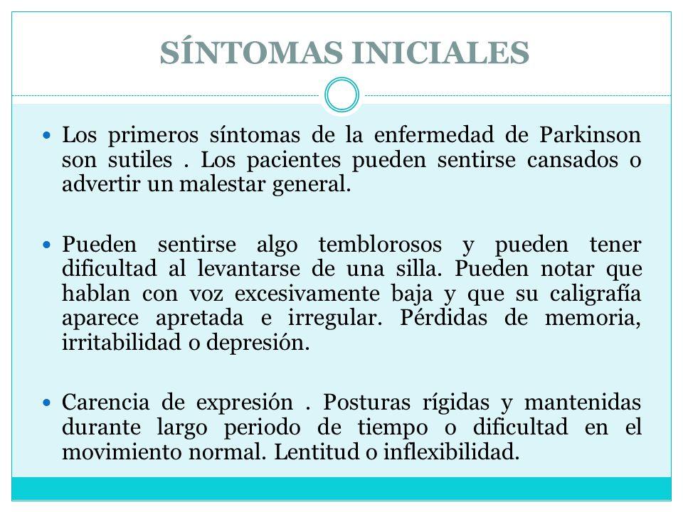 TEMBLOR SENIL Y PARKINSON  ppt descargar