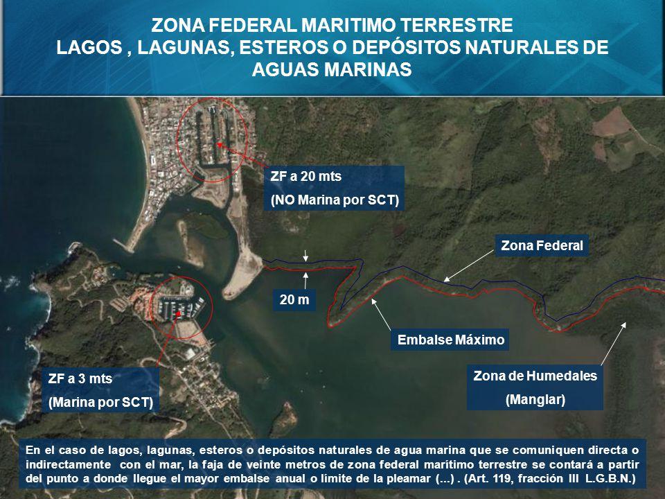 Resultado de imagen para cartografia Zona Federal MarítimoTerrestre y Terrenos Ganados al Mar