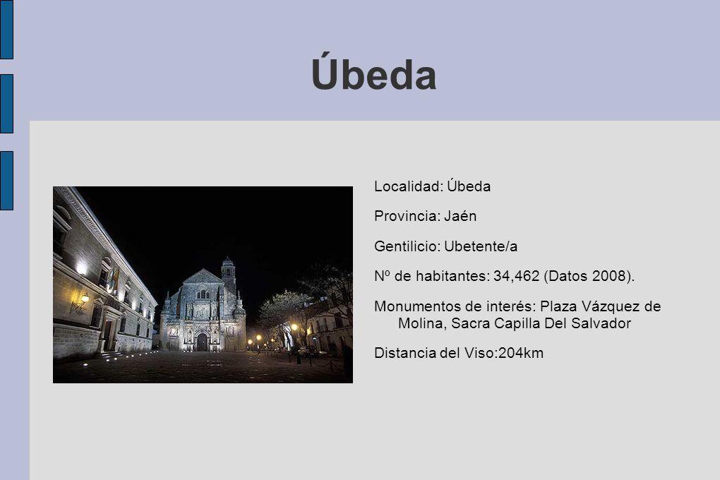 Pueblos de Andaluca 3 Diversificacin IES Profesor Juan
