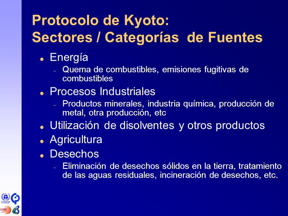 UNFCCCProtocolo de Kyoto Implementacin Conjunta IC  ppt descargar