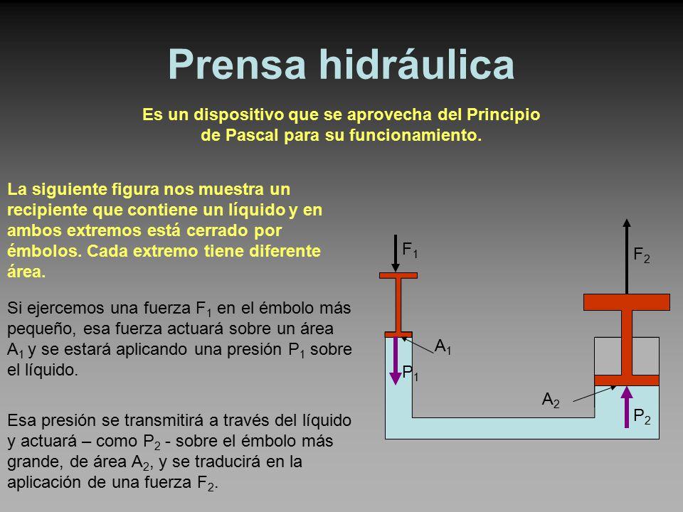 Mecnica de Fluidos Un fluido es un lquido o un gas