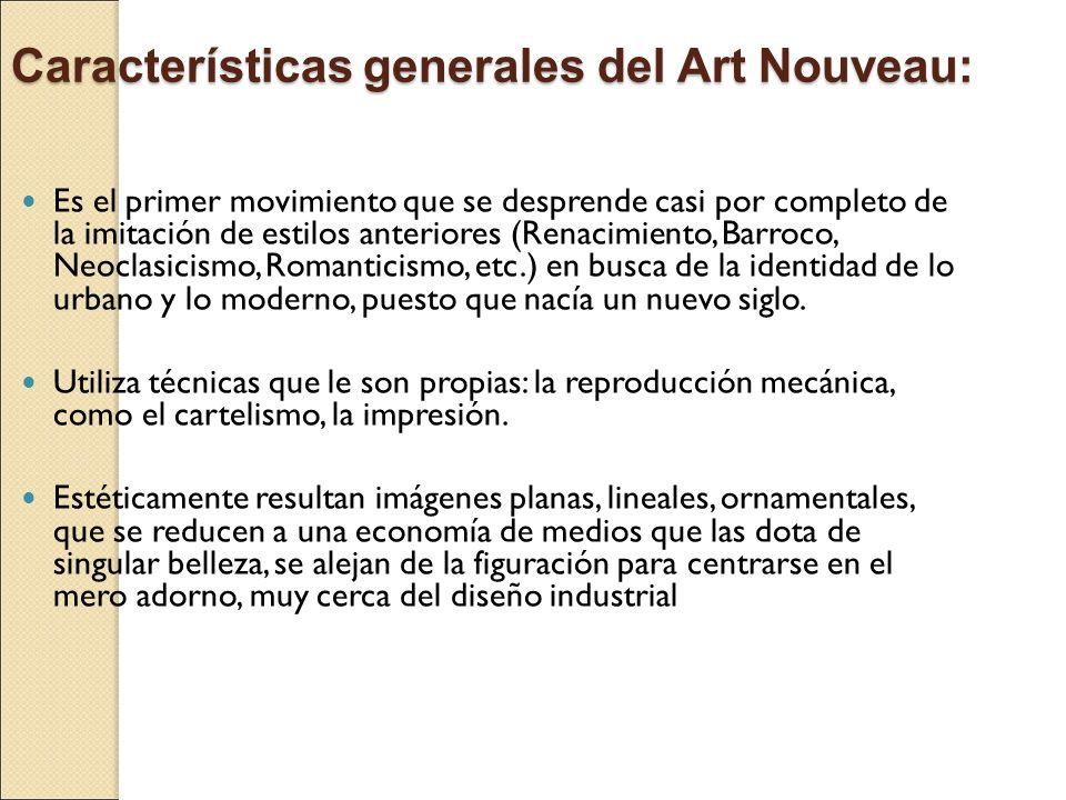 Art Nouveau ARTE NUEVO  ppt descargar