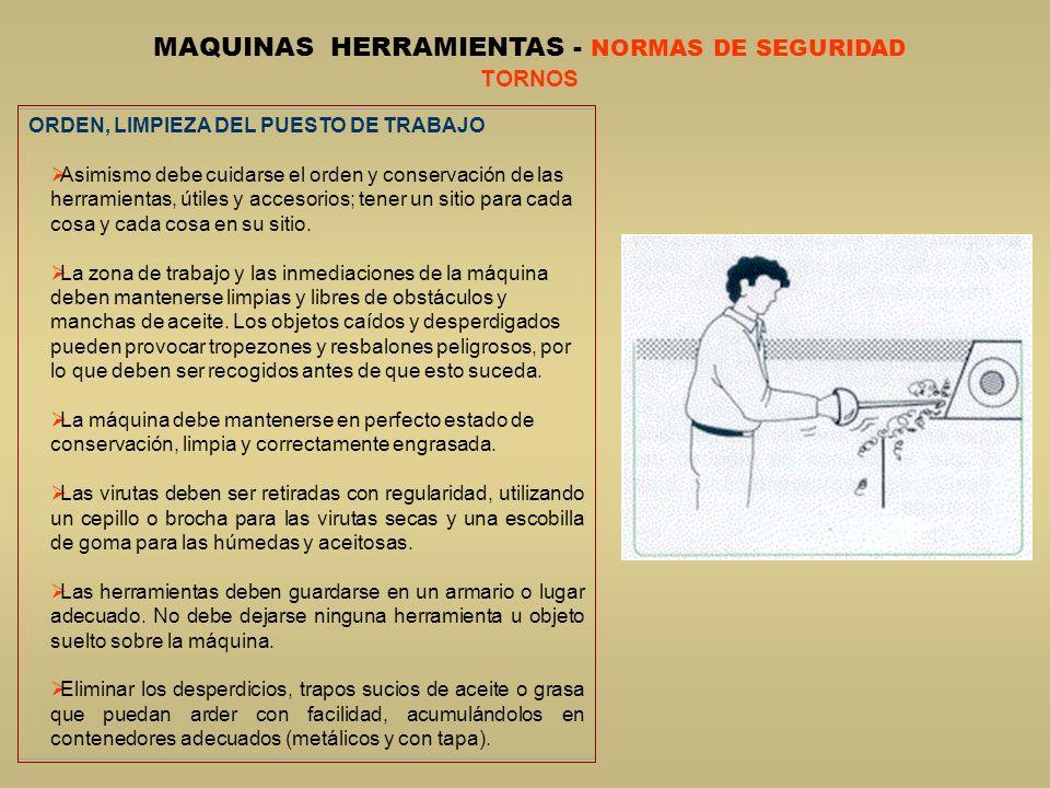 HIGIENE Y SEGURIDAD EN EL TRABAJO MAQUINAS HERRAMIENTAS  ppt video online descargar