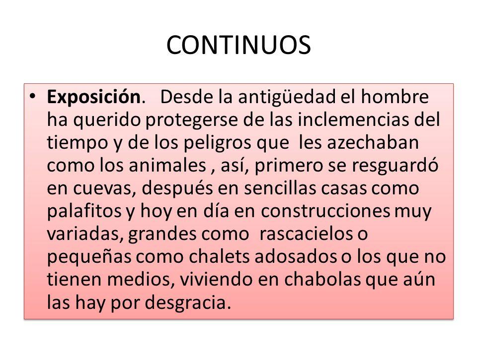 CLASES DE TEXTOS CONTINUOS Descripcin Narracin Exposicin  ppt descargar