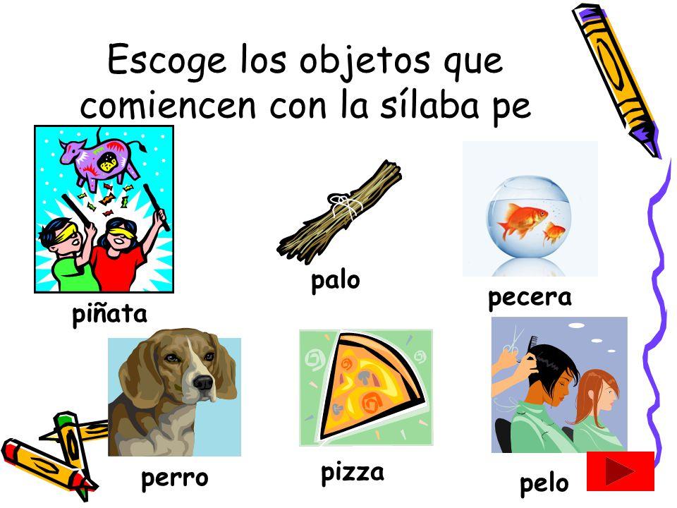 pa pi pe pu po Consonante P p IE Jorge Elicer Gaitn