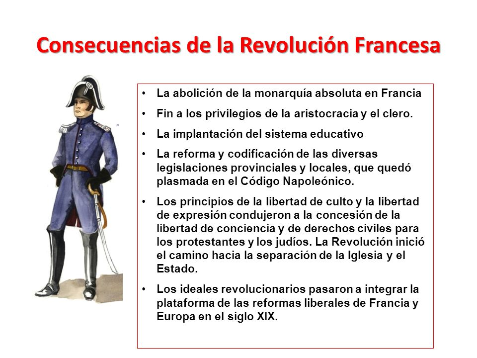 Independencia de Estados Unidos y Revolucin Francesa